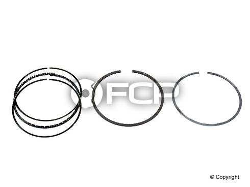 BMW Piston Ring Set 1 Per Piston (E30 E28) - CRP 11251745915