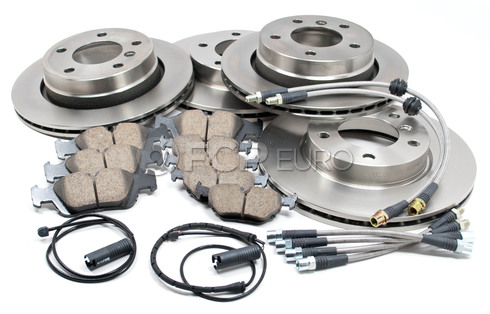 BMW Performance Brake Kit (E36) - Akebono/Brembo E36BRAKEKIT3