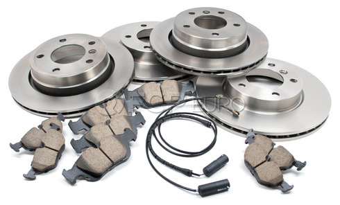 BMW Performance Brake Kit (E36) - Akebono/Brembo E36BRAKEKIT4