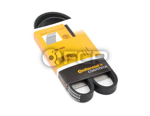 Contitech Serpentine Drive Belt - OEM 4PK890