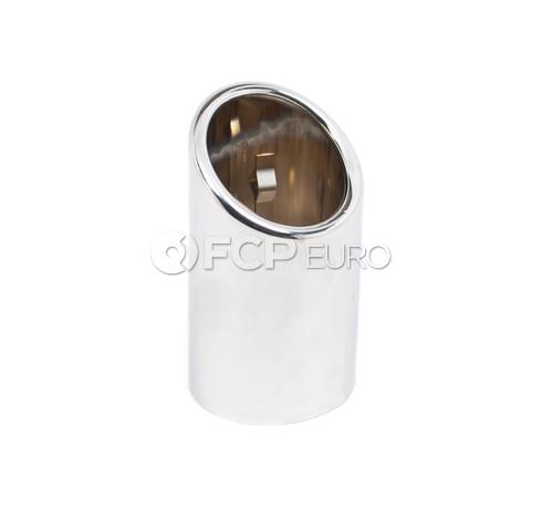 BMW Tail Pipe Tip - Genuine BMW 18107500194