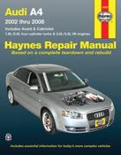 Audi Haynes Repair Manual (A4) - Haynes HAY-15030