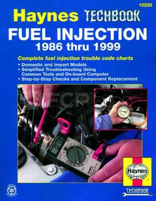 Haynes Repair Manual ( Manual '86-'99) - Haynes HAY-10220