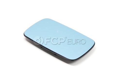 BMW Heated Door Mirror Glass Left - OEM 51168250436