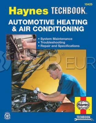 Haynes Repair Manual (Heating & Air Conditioning) - Haynes HAY-10425
