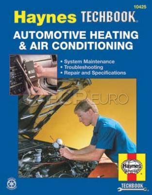 Haynes Repair Manual (Heating & Air Conditioning) - Haynes HAY-10425
