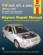VW Haynes Repair Manual - Haynes HAY-96018