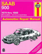 Saab Haynes Repair Manual - Haynes HAY-84010
