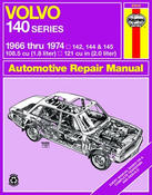 Volvo Haynes Repair Manual (140) - Haynes HAY-97015