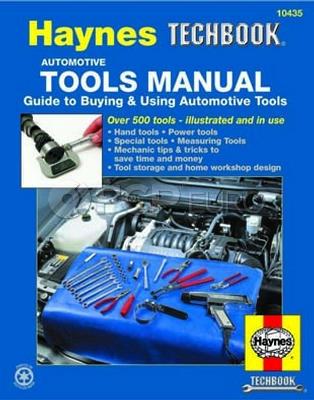 Haynes Repair Manual (Automotive Tools) - Haynes HAY-10435