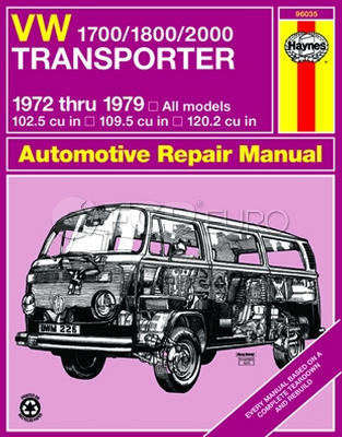 VW Haynes Repair Manual - Haynes HAY-96035