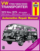 VW Haynes Repair Manual - Haynes HAY-96035