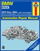 BMW Haynes Repair Manual (320i) - Haynes HAY-18025