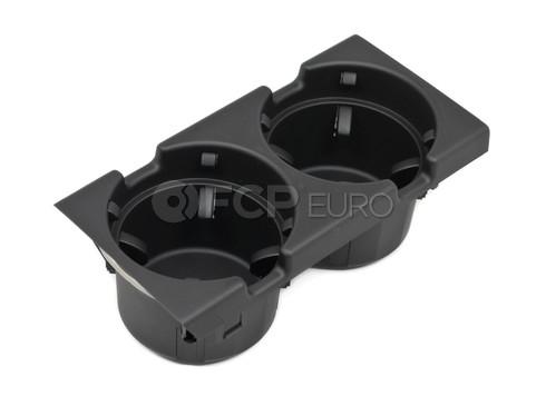 BMW Cup Holder Black (E46) - Genuine BMW 51168217953