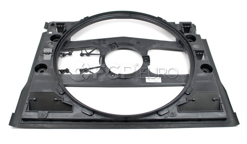 BMW Cooling Fan Shroud - Genuine BMW 64546928035