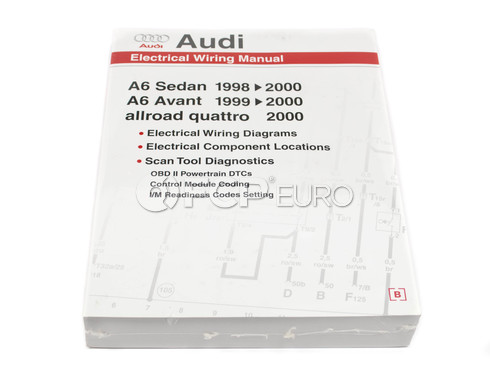 Audi Bentley Electrical Wiring Manual (A6) - Bentley AW61