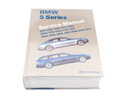 BMW Repair Manual (5 Series) - Bentley B510