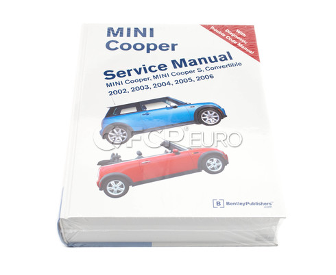 mini repair manual r50 r52 r53 bentley bm06 fcp euro. Black Bedroom Furniture Sets. Home Design Ideas