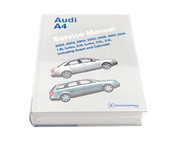 Audi Repair Manual (A4) - Bentley A408