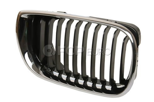 BMW Kidney Grille Right - Genuine BMW 51137030546