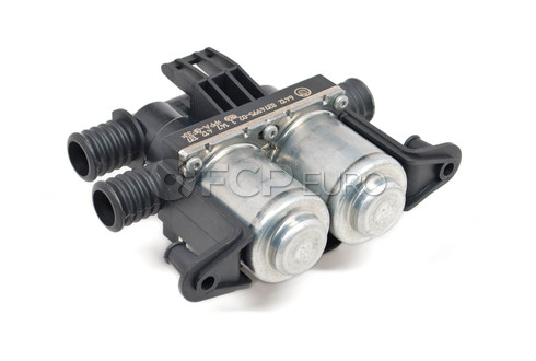 BMW Heater Control Valve (E39 E53) - Genuine BMW 64128374995