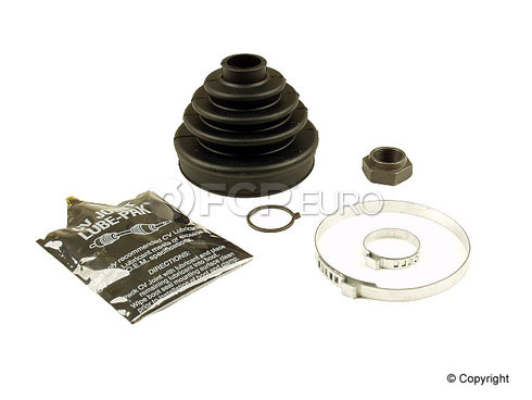 Audi VW CV Joint Boot Kit (200 400 500 Quattro) - OEM Rein 443498203A