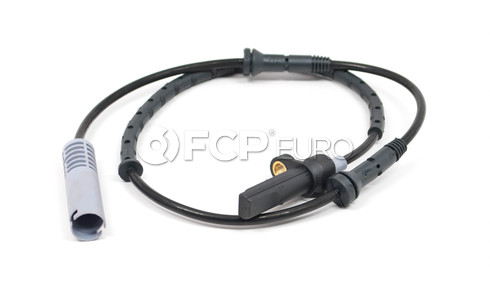 BMW ABS Wheel Speed Sensor Rear - VDO 34521182160