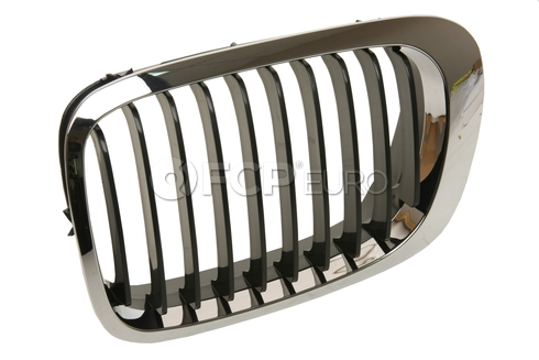BMW Kidney Grille Left (E46) - Economy 51138208683