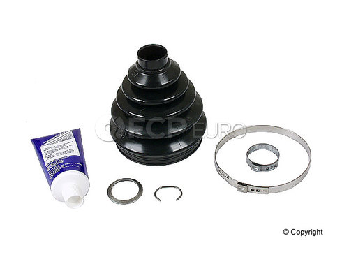 Audi Volkswagon VW CV Joint Boot Kit Front Outer - Rein 8N0498203