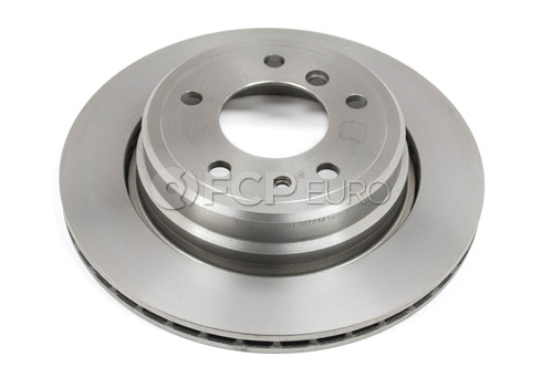 BMW Brake Disc - Zimmermann 34211165265