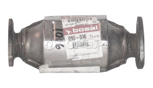 Audi Catalytic Converter (5000 100 200) - Bosal 099-036