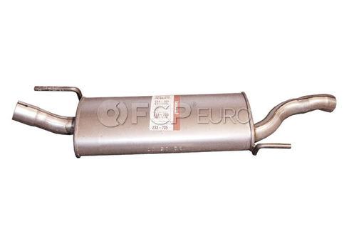 VW Exhaust Muffler (Cabrio) - Bosal 233-705
