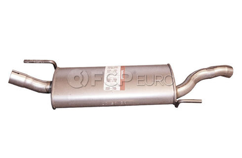 VW Exhaust Muffler - Bosal 233-705
