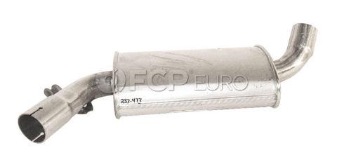 VW Exhaust Muffler (Golf) - Bosal 233-473