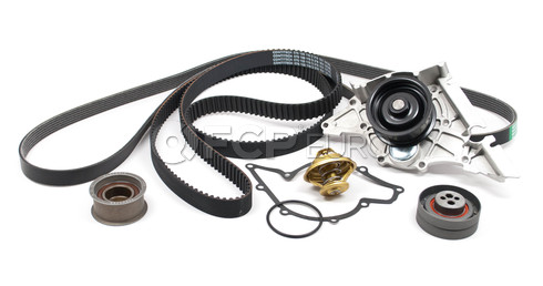 Audi Timing Belt Kit with Water Pump (A4) - AUDITBKIT2