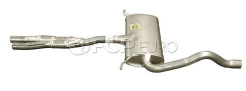 Audi VW Exhaust Muffler - Bosal 8D0253409BC