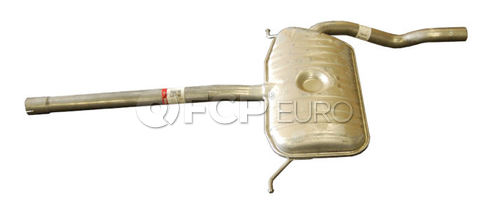 VW Exhaust Muffler - Bosal 281-823