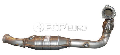 Saab Catalytic Converter (900) - Bosal 099-187