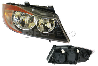 BMW Headlight Assembly - TYC 63116942726