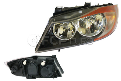 BMW Headlight Assembly - TYC 63116942725