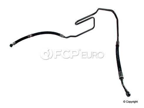 VW Power Steering Pressure Hose - OEM Rein 1J0422893BS