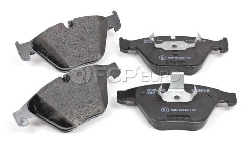 BMW Brake Pad Set Front (530i 525i 528i) - Jurid 573189J-AS
