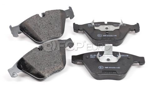 BMW Brake Pad Set - Jurid 573189J-AS