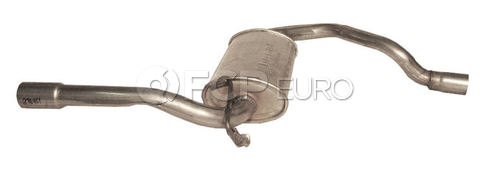VW Exhaust Muffler (Fox) - Bosal 278-451