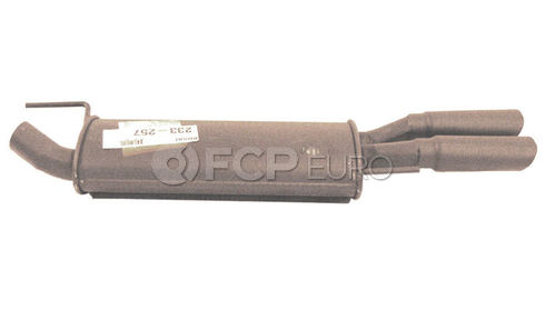 VW Exhaust Muffler (Golf) - Bosal 233-257