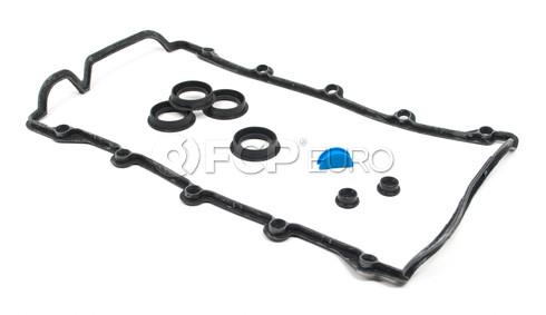 Audi VW Valve Cover Gasket Set (A6 Quattro A8 Quattro Touareg) - Reinz 077198025A