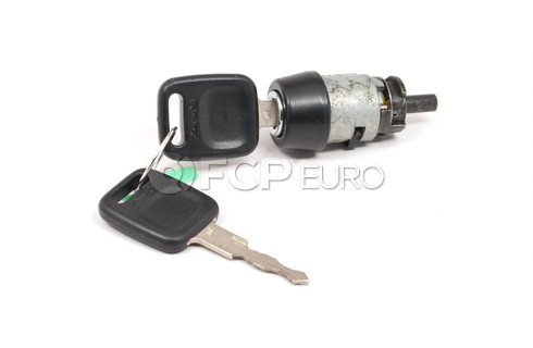 Audi Ignition Lock Cylinder - Genuine VW Audi 4A1905855A