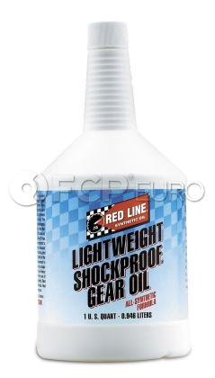 Red Line LightWeight ShockProof Gear Oil (1 Quart) - 58404