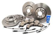 Volvo Brake Kit - Brembo/Textar S80BRAKEKITLINES2