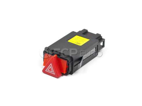 Audi Hazard Flasher Switch (A4 S4) TRW (OEM) - 8D0941509H01C